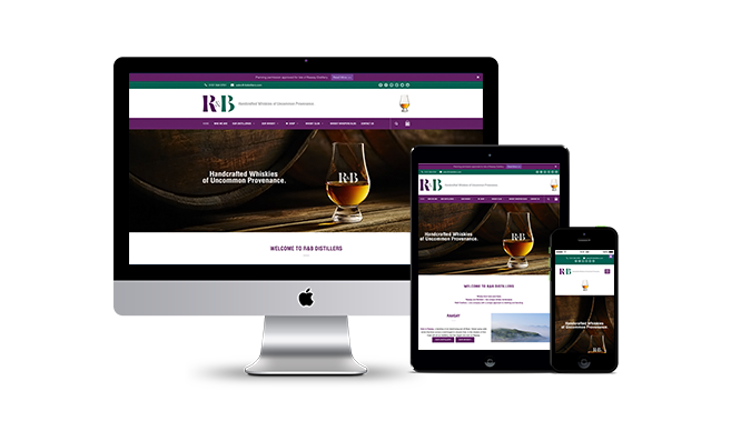 Web Design Edinburgh and West Lothian