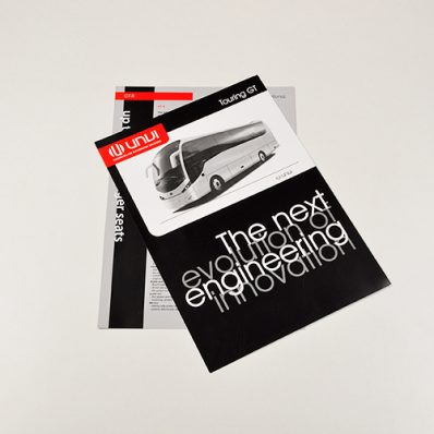 A4 Uncoated Recycled Leaflets