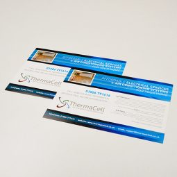 A5 170gsm Silk Leaflets