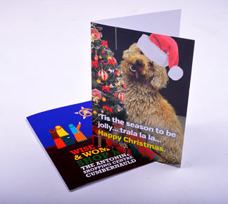 Christmas Card Printer Edinburgh
