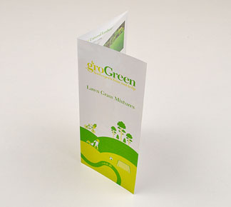 Folded Leaflet Printing Edinburgh