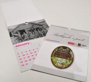 Calendar Printing. Personalised Calendars