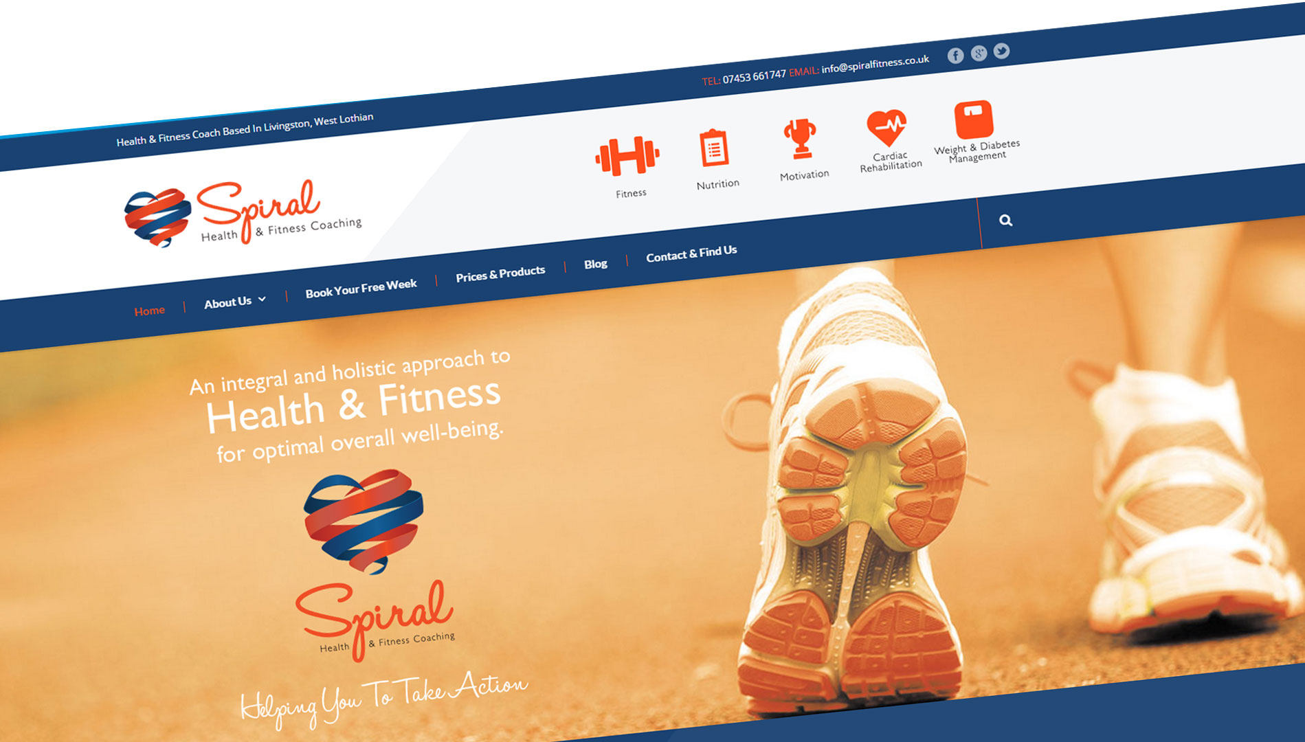 Spiral Health & Fitness