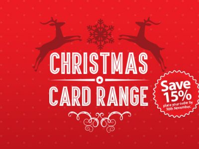 Personalised Christmas Card Range