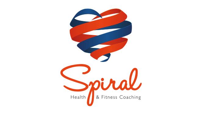 Spiral Health & Fitness – Logo Design – Kumo Ink