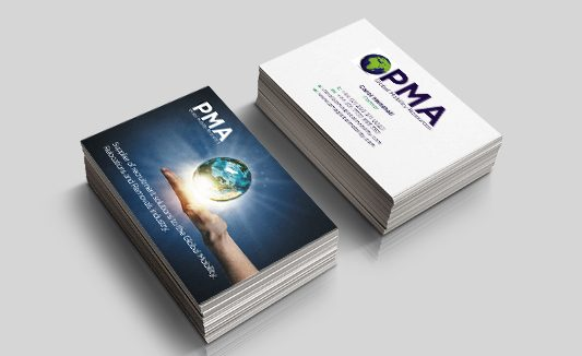 PMA Global Mobility Cards