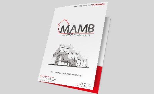 Mamb Presentation Folders