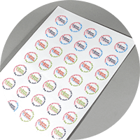 Printed Stickers Deal