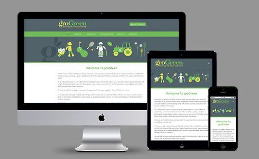 GroGreen Website