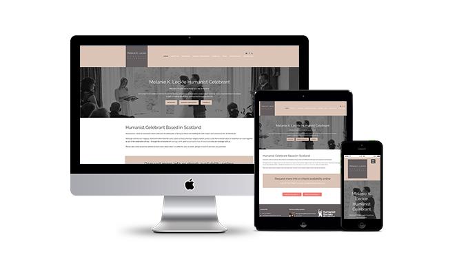 Melanie Leckie Web Design