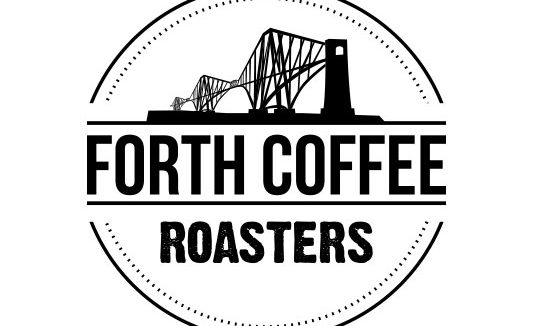 Forth Coffee Roasters Logo Design